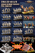 Norse Viking Army Pack!