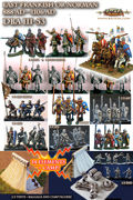 East Frankish or Norman Army Pack!