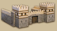 15mm Ancient buildings and scenic elements for your games