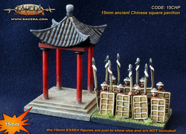 BAUEDA WARGAMES miniatures and accessories for tabletop simulation games